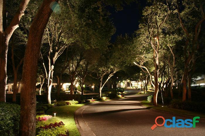 Proyectores LED Exterior y Jardín,Focos LED 2