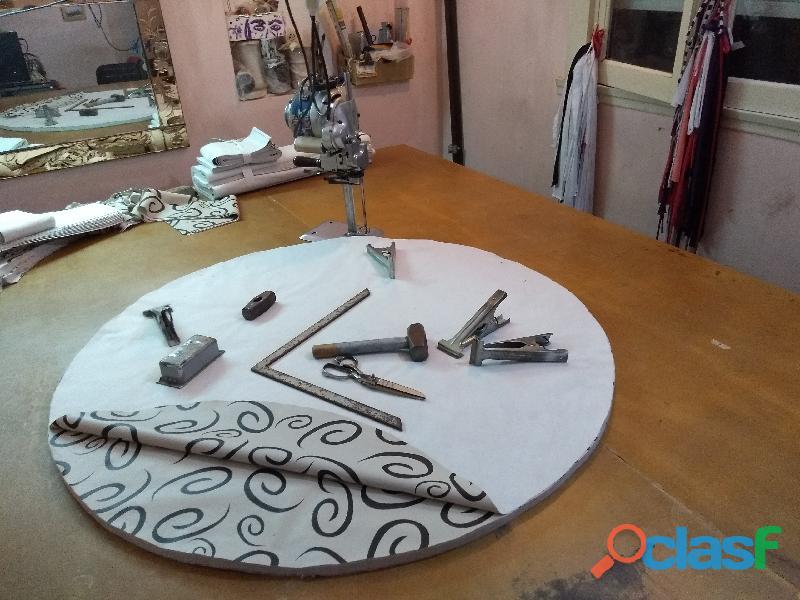 Taller corte de ropa textil / cortador de ropa y géneros 3