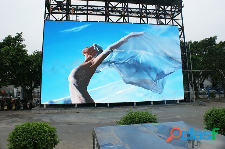 Venta de pantallas led gigantes en argentina