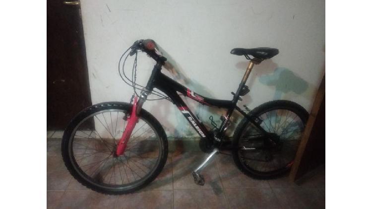 Bicicleta raleigh scout