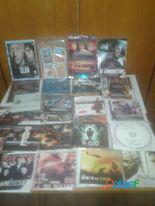 Lote 54 películas para Dvd  en buen estado Usadas todas con su cajita y estuche 1
