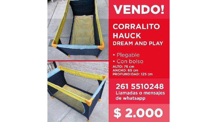 CORRALITO HAUCK DREAM AND PLAY
