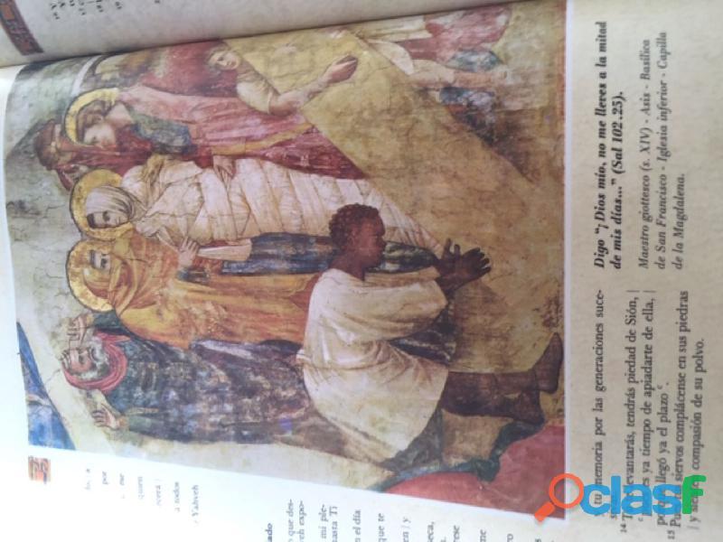 colección de 4 tomos de La Biblia 2