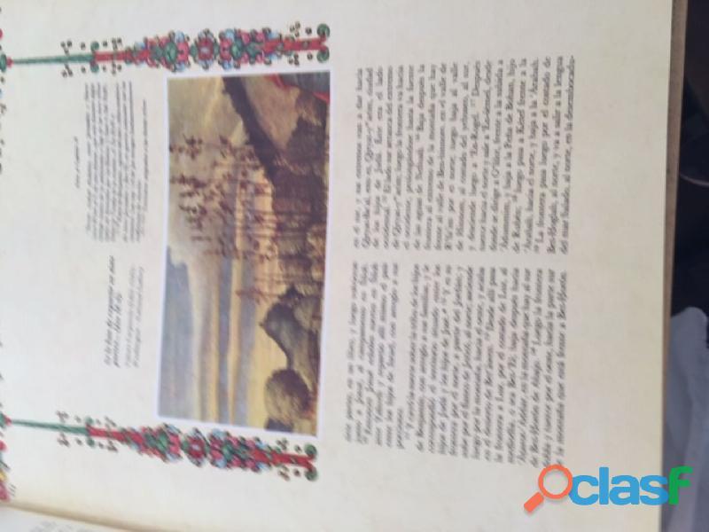 colección de 4 tomos de La Biblia 3