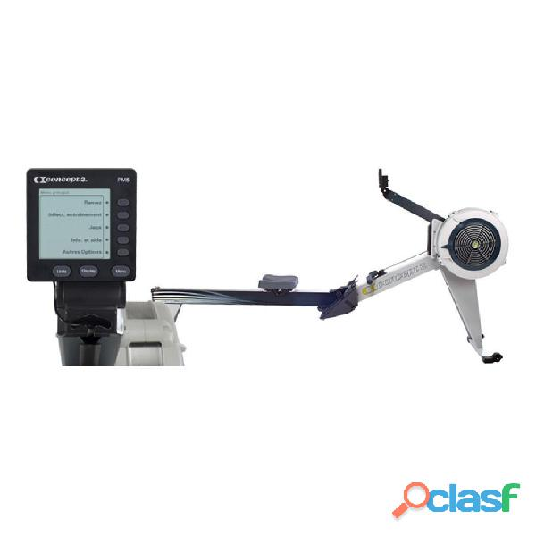 New concept2 model e rowing machine with pm5 monitor