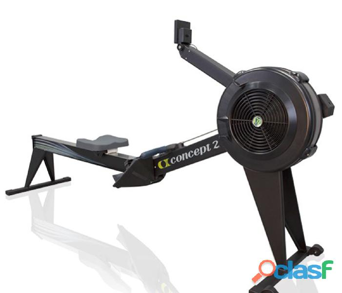 New Concept2 Model E Rowing Machine with PM5 Monitor 1