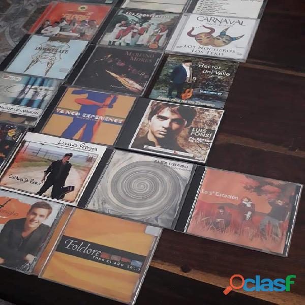 Vendo cds de musica variados
