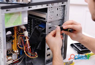 Reparación de Notebooks y PC