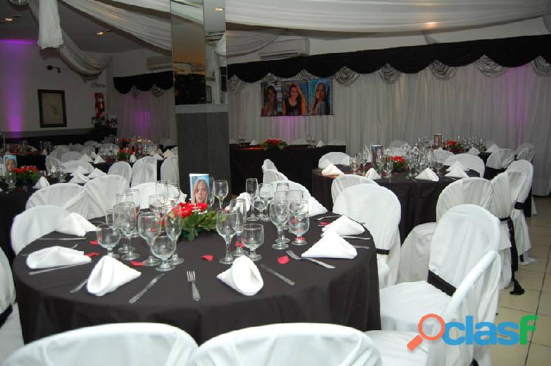 Alquiler Salones Fiestas 15 Casamientos Flores Capital Federal 2