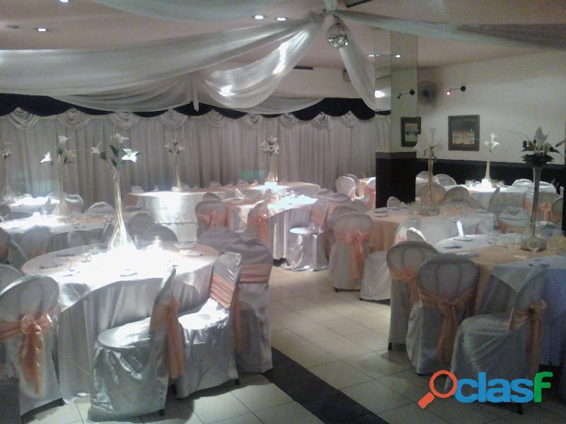 Alquiler Salones Fiestas 15 Casamientos Flores Capital Federal 1