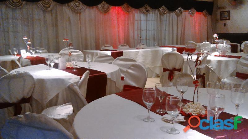 Alquiler Salones Fiestas 15 Casamientos Flores Capital Federal 3