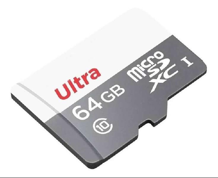 Memorias micro sd nuevas 32 y 64gb