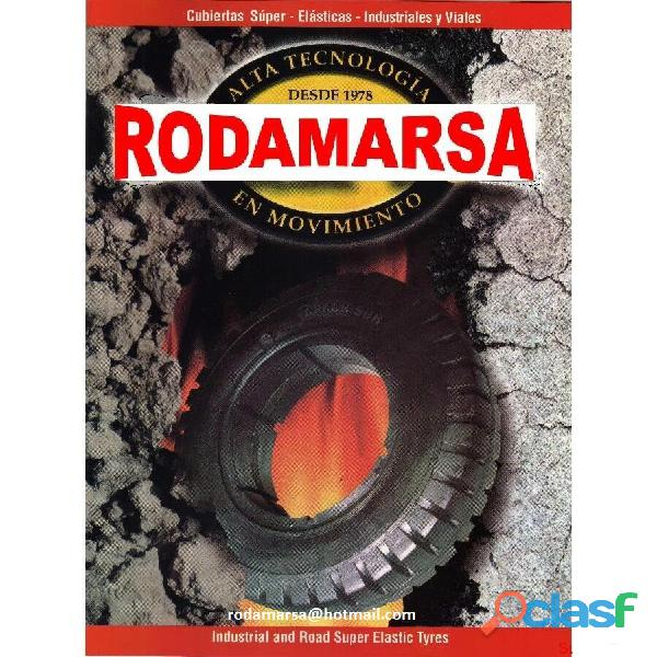 CUBIERTA maciza 700 x 12 fabrica   Rodamarsa